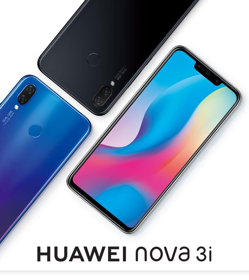3 Hong Kong   HUAWEI nova 3   nova 3i